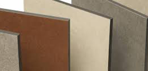 trespa panel samples